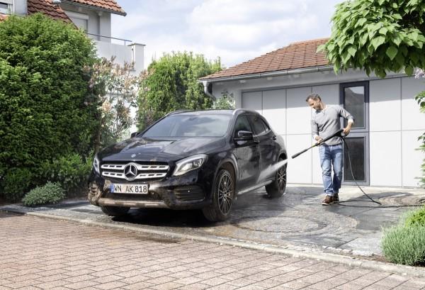 Laver voiture karcher